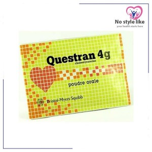 Questran 4g 50 pocket
