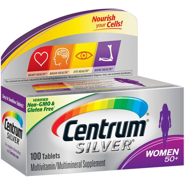 Centrum Silver Women 100 tab