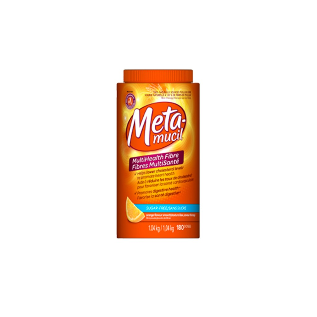 Metamucil Powder support digestive health لعلاج الإمساك