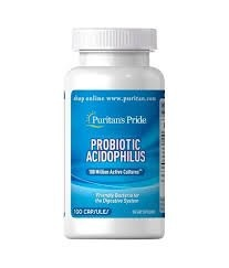 Probiotic Acidophilus 100 Million