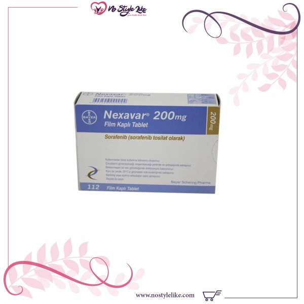 نيكسافار Nexavar 200 mg tablets