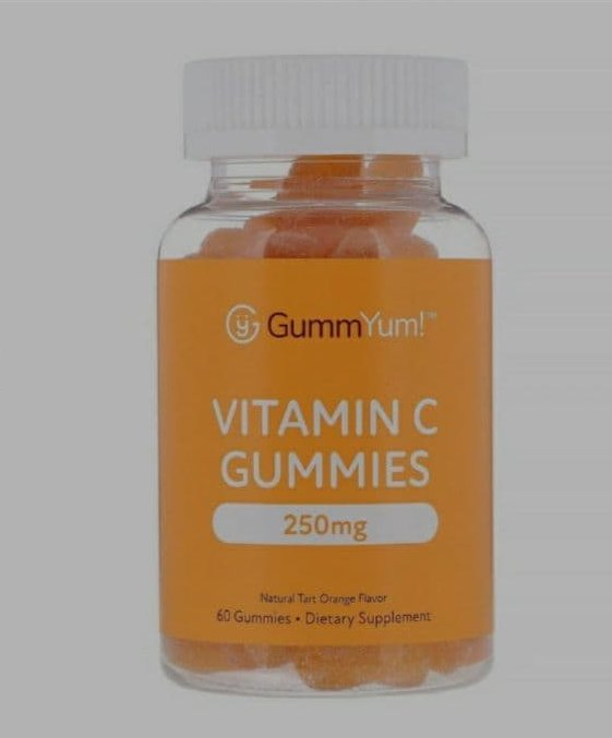 GUMM YUM Vitamin C Gummies